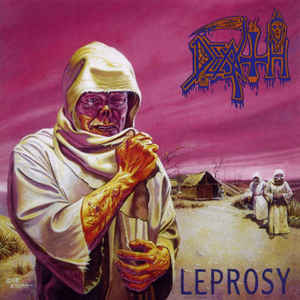 Death - Leprosy LP - Vinyl