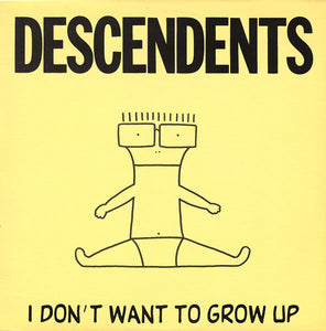 Descendents - I Don't Want to Grow Up LP - Vinyl