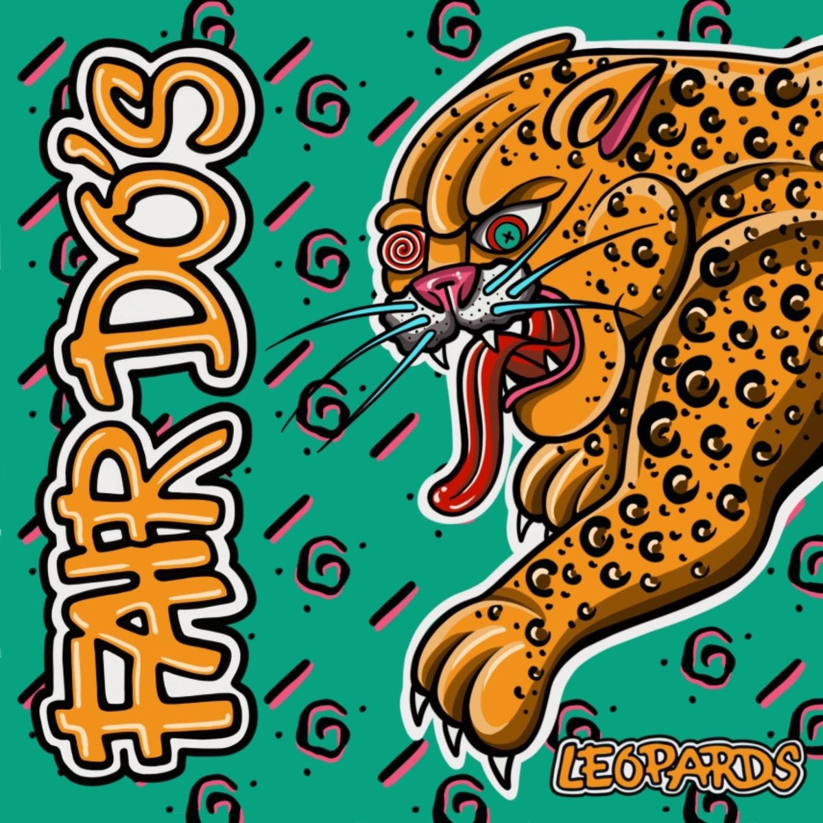 Fair Do's - Leopards LP - Vinyl