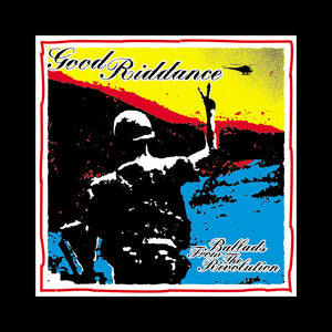 Good Riddance - Ballads From the Revolution LP - Vinyl