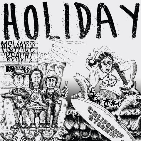 Holiday - California Steamin' Tape - Tape