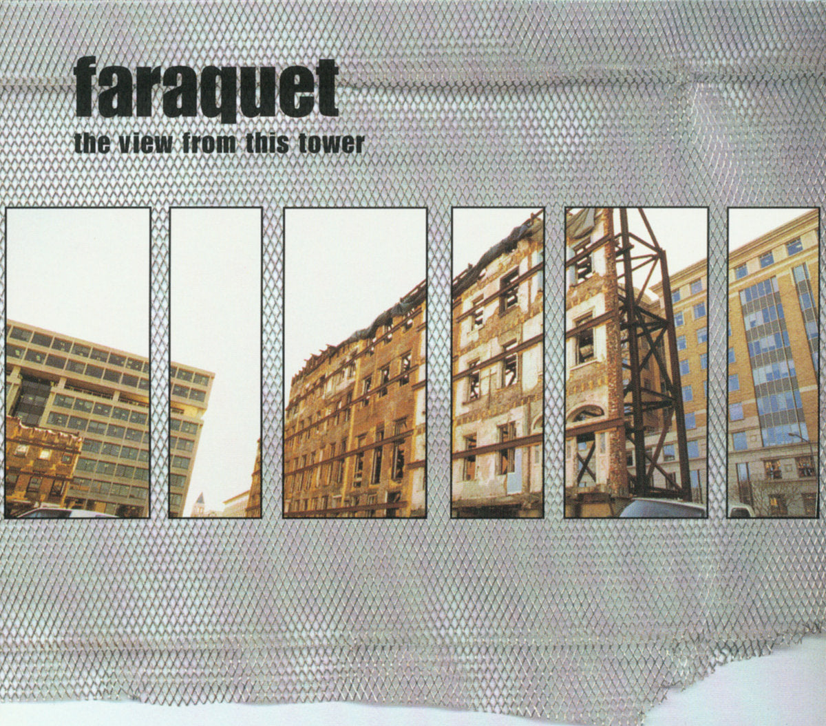 Faraquet - The View From This Tower LP - Vinyl