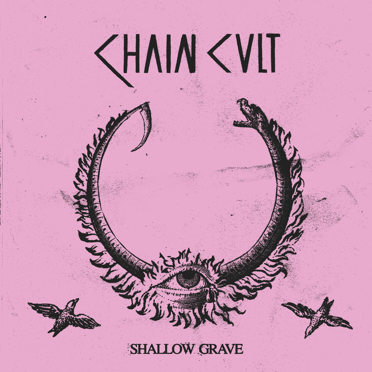 Chain Cult - Shallow Grave LP - Vinyl