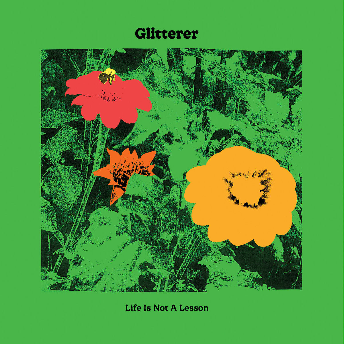 Glitterer - Life Is Not A Lesson LP - Vinyl