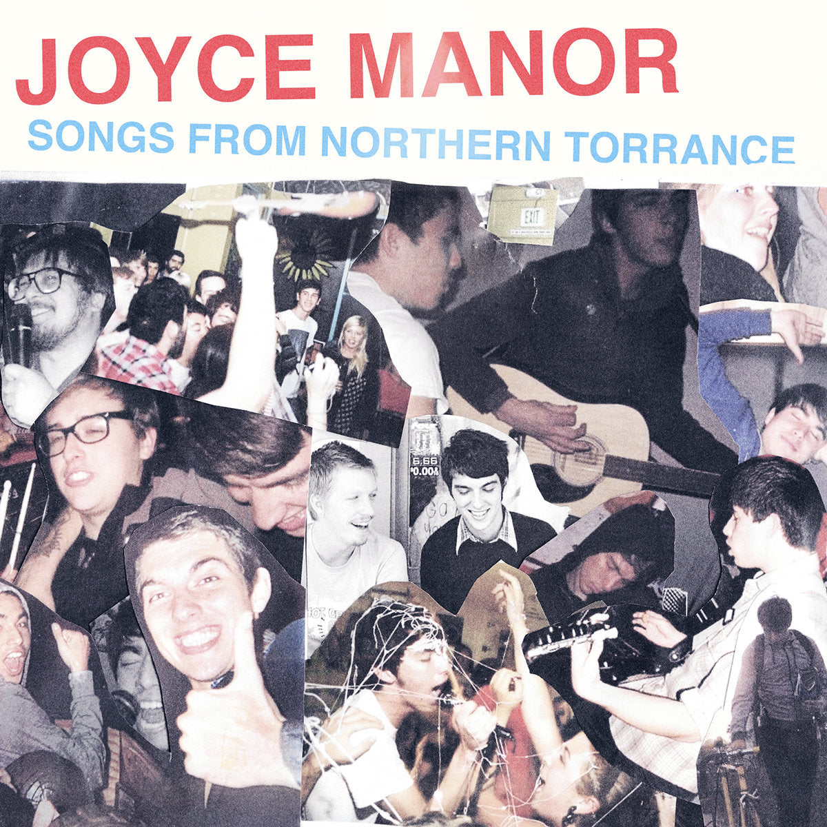 Joyce Manor - Songs From Northern Torrance LP - Vinyl
