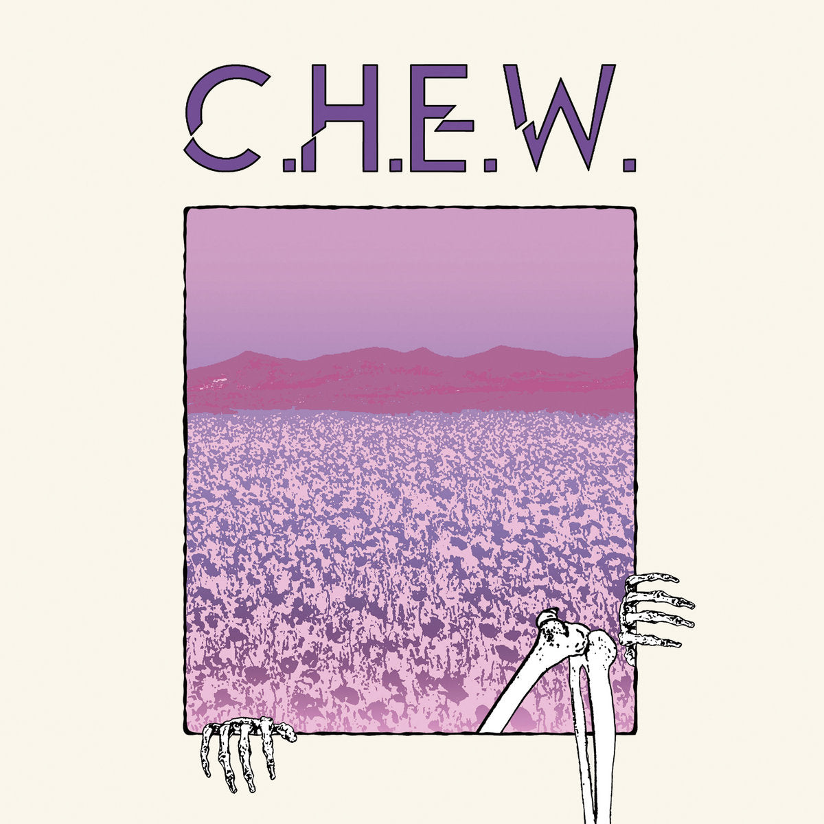 "C.H.E.W. - In Due Time 7"" - Vinyl"