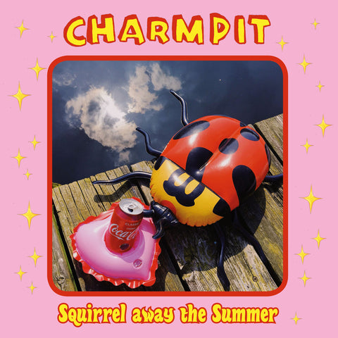 Charmpit - Squirrel Away the Summer TAPE - Tape