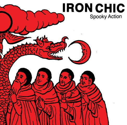 Iron Chic - Spooky Action Tape - Tape