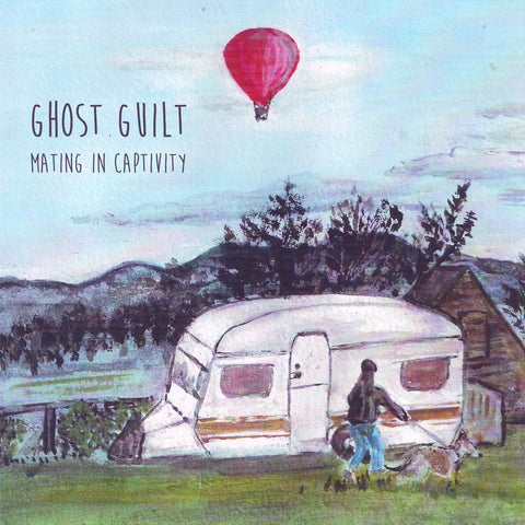 Ghost Guilt - Mating In Captivity TAPE - Tape
