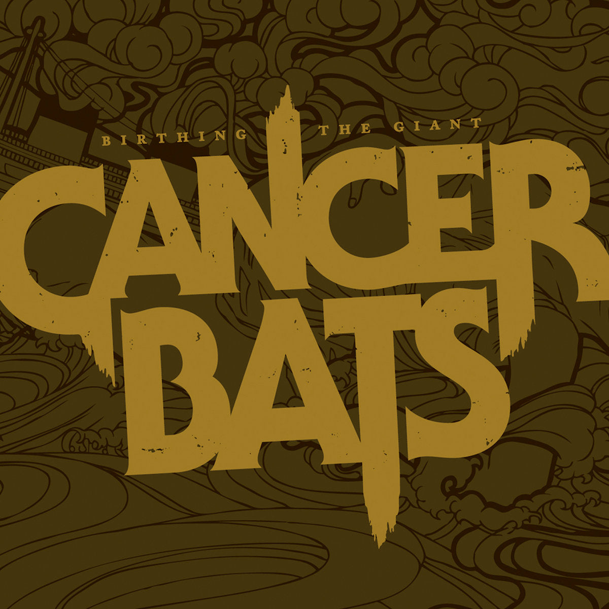 Cancer Bats - Birthing The Giant LP - Vinyl