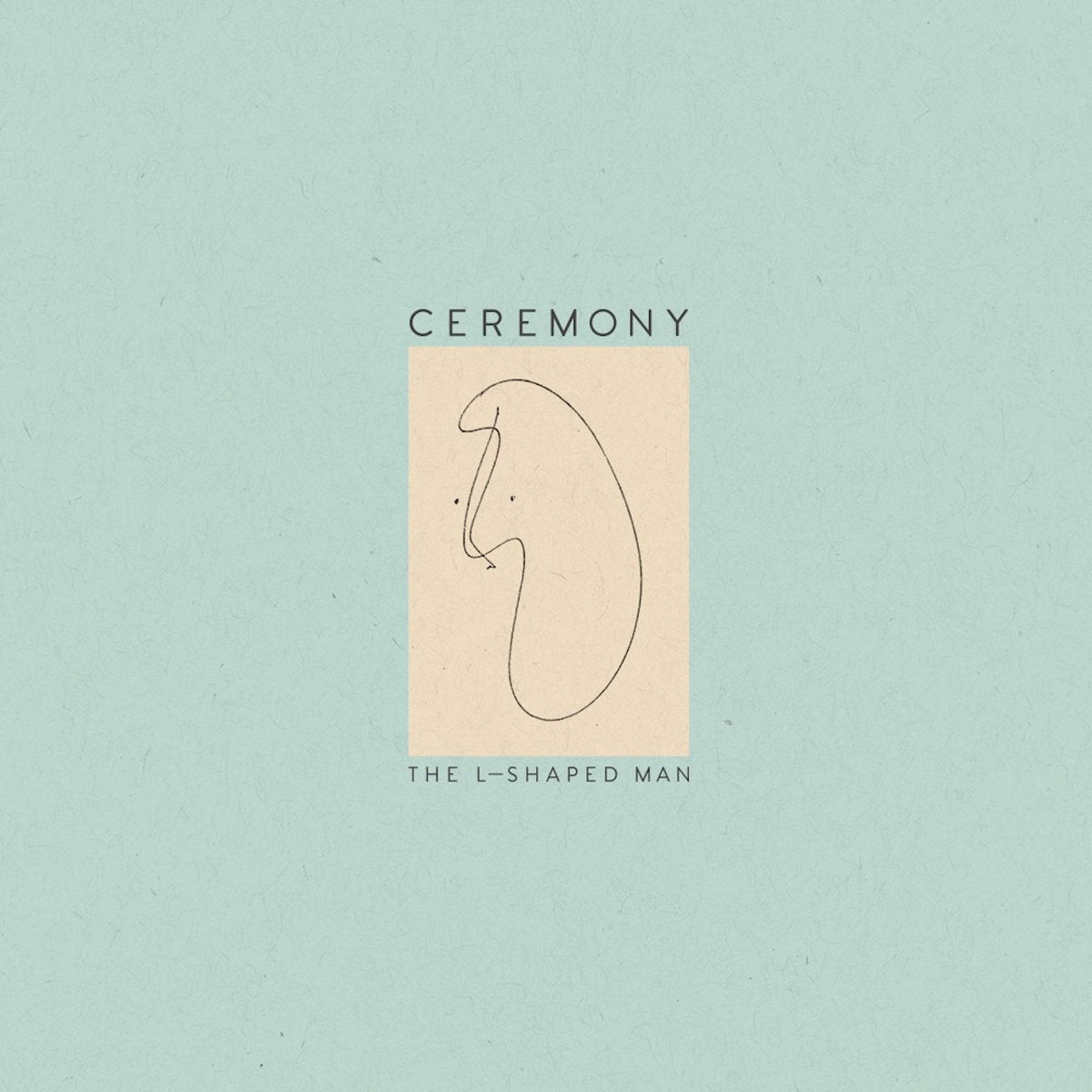 Ceremony - The L-Shaped Man LP - Vinyl