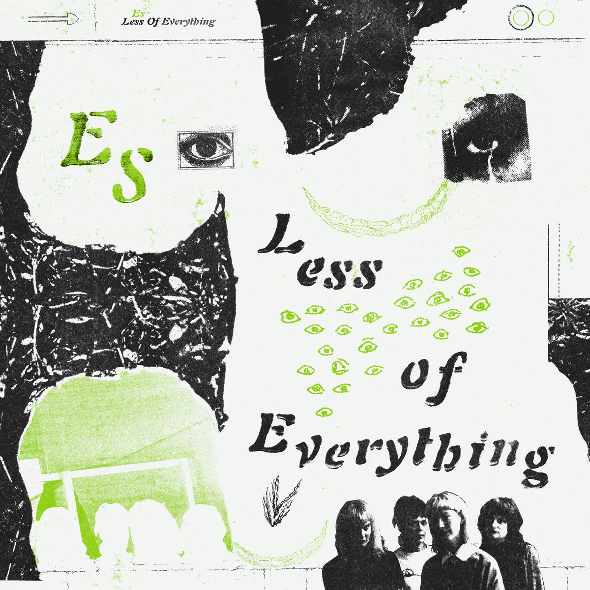 Es - Less of Everything LP - Vinyl