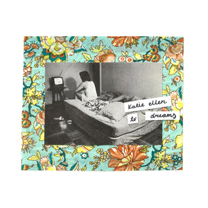 "Katie Ellen - TV Dreams 7"" - Vinyl"