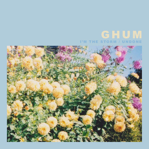 Ghum - I'm The Storm/Undone TAPE - Tape