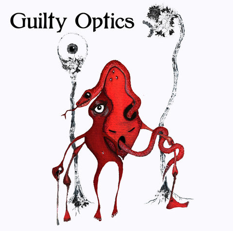 Guilty Optics - Colossal Velocity LP - Vinyl