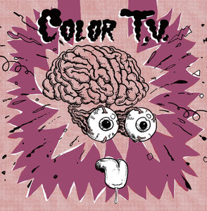 Color TV - s/t LP - Vinyl