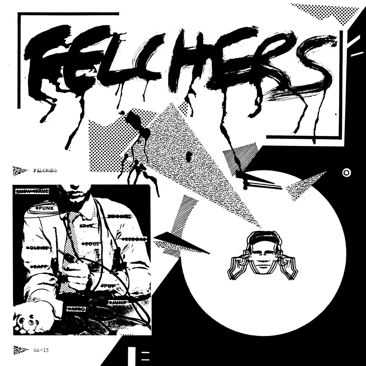 Felchers - s/t LP - Vinyl
