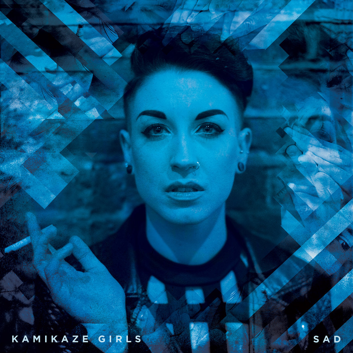 "Kamikaze Girls - SAD 12"" - Vinyl"