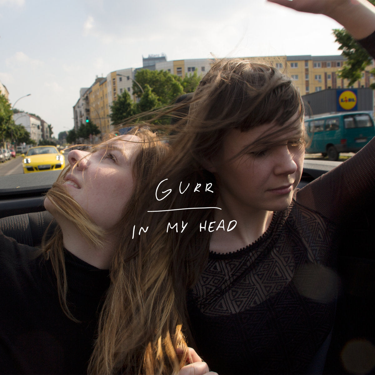 Gurr - In My Head LP - Vinyl