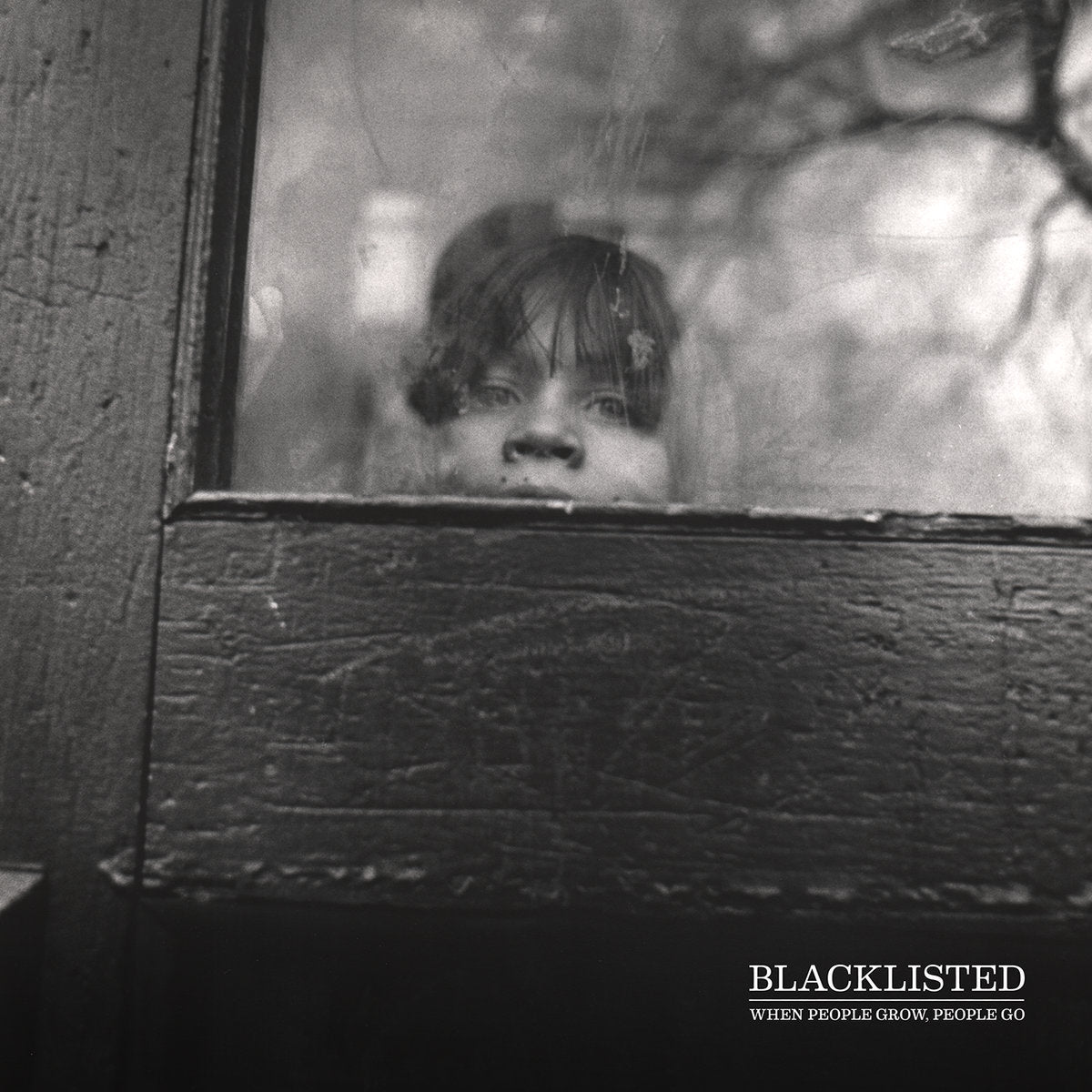 Blacklisted - When People Grow, People Go LP - Vinyl