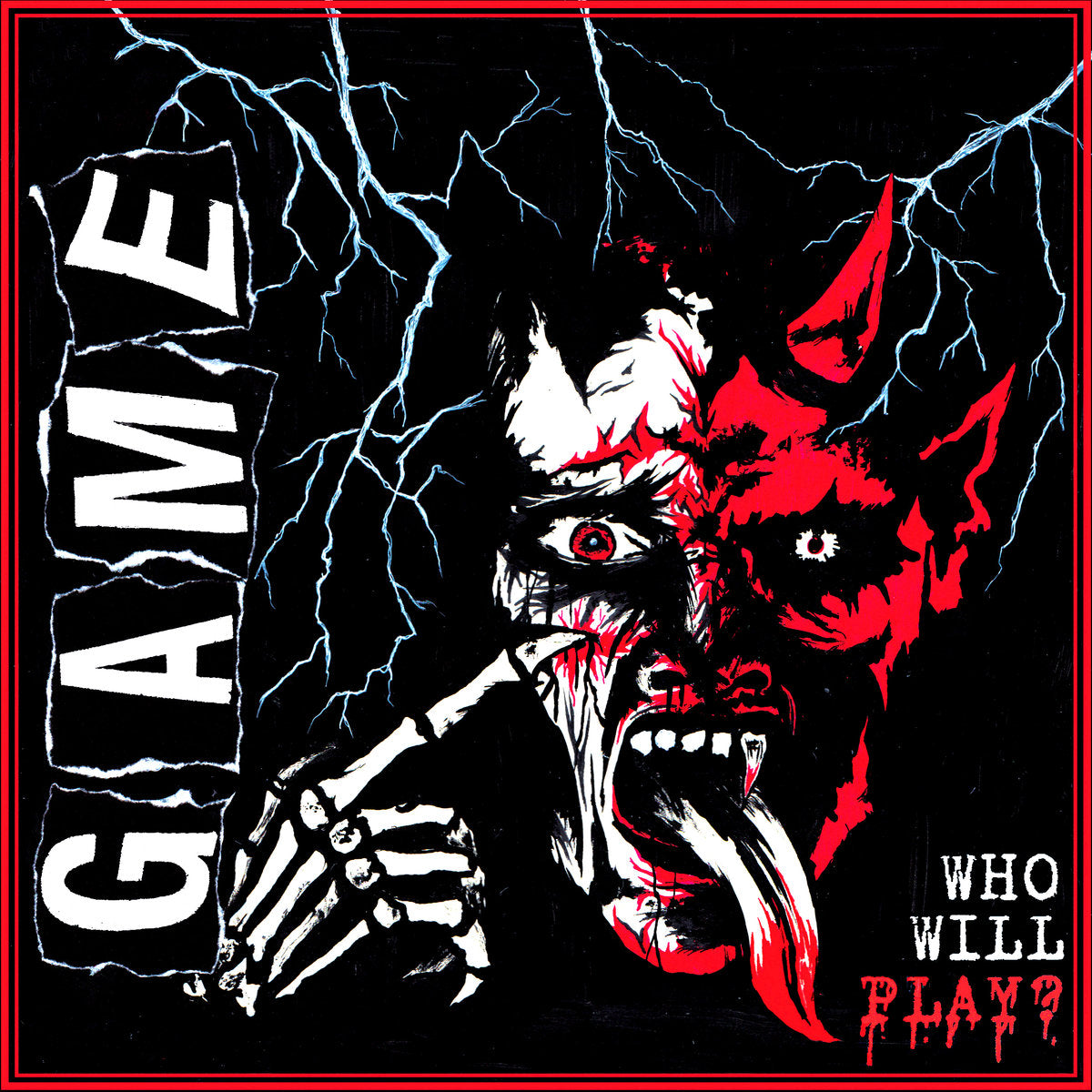 "Game - Who Will Play 7"" Flexi - Vinyl"