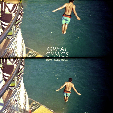 Great Cynics - Don't Need Much LP - Vinyl