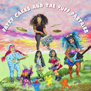 Fatty Cakes and the Puff Pastries - s/t LP - Vinyl