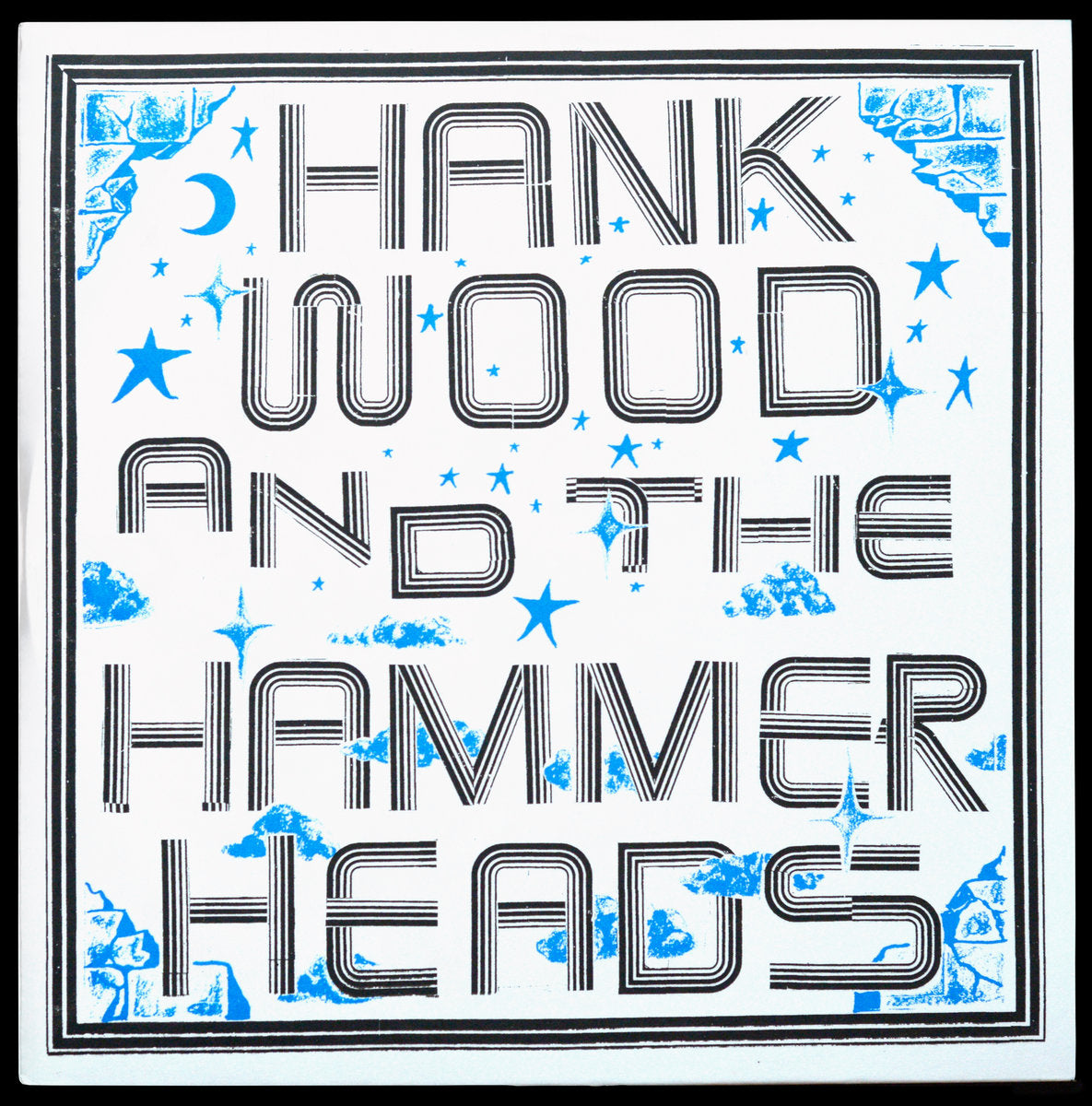 Hank Wood and the Hammerheads - s/t LP - Vinyl