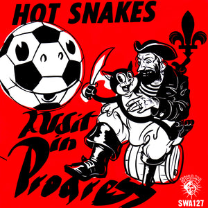 Hot Snakes - Audit in Progress LP/Tape - Vinyl