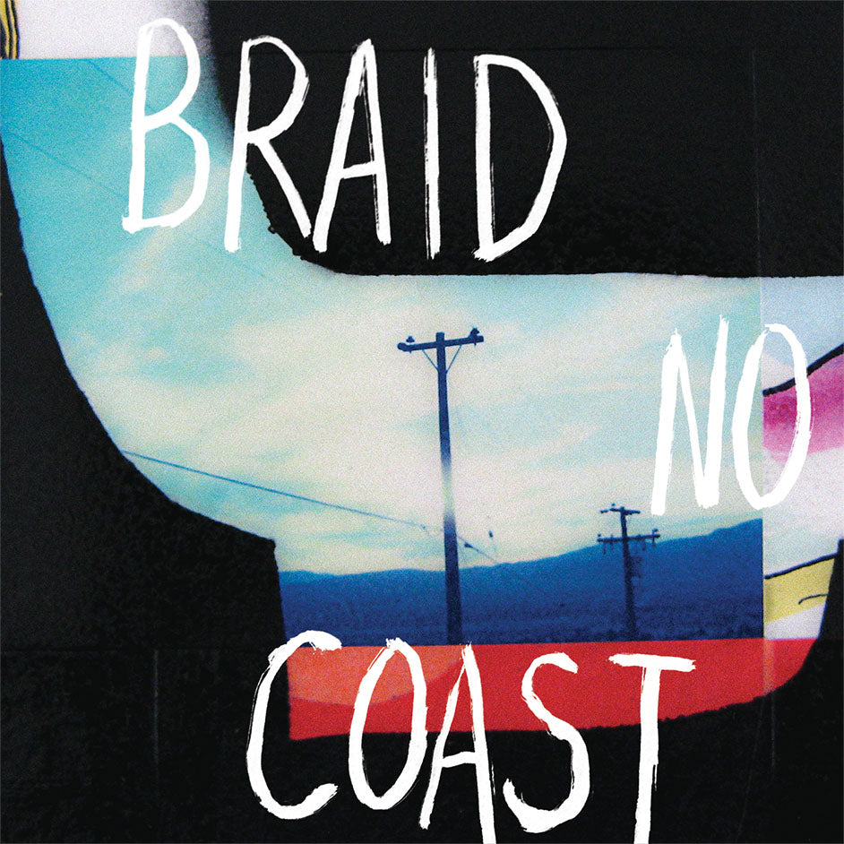 Braid - No Coast LP - Vinyl