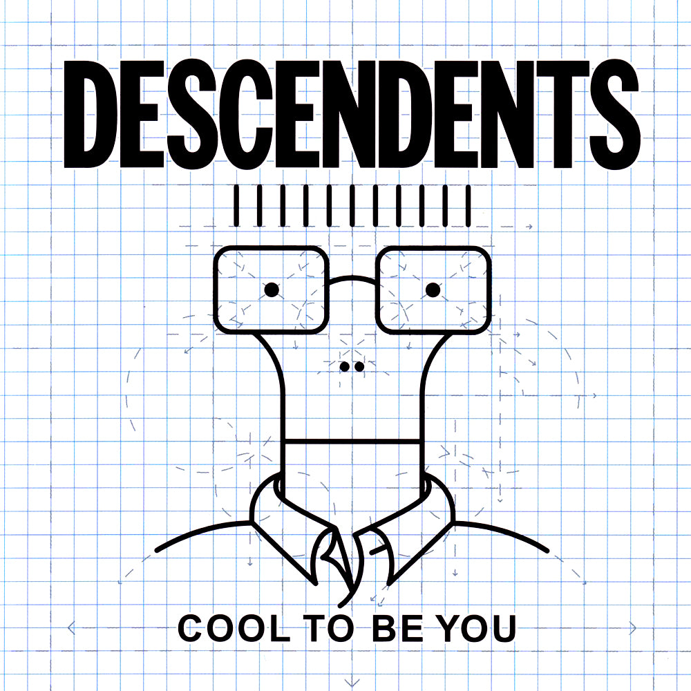 Descendents - Cool To Be You LP - Vinyl