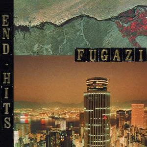 Fugazi - End Hits LP - Vinyl