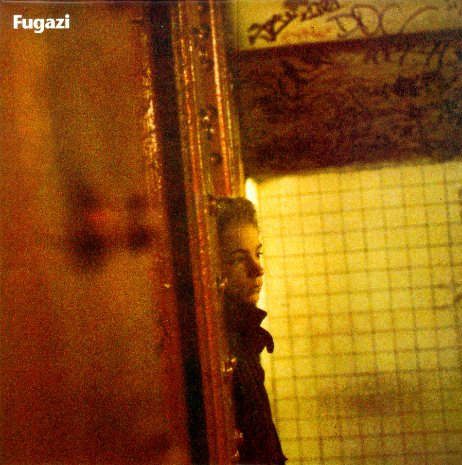 Fugazi - Steady Diet of Nothing LP - Vinyl