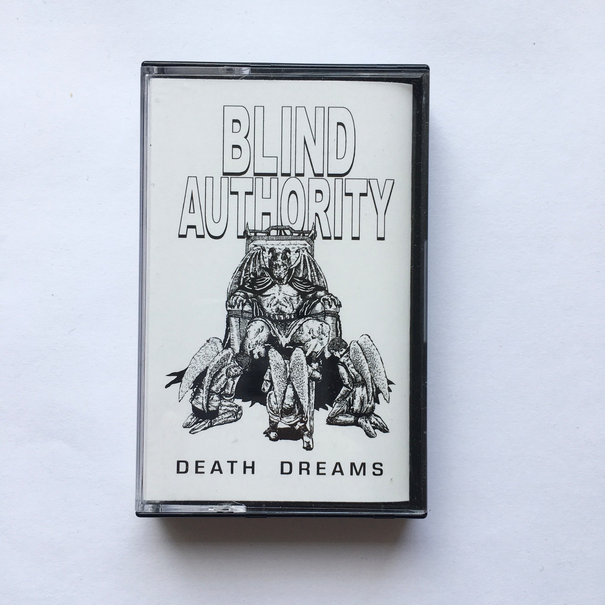 Blind Authority - Death Dreams Tape
