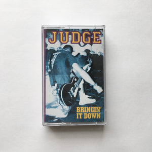 Judge - Bringin' It Down TAPE