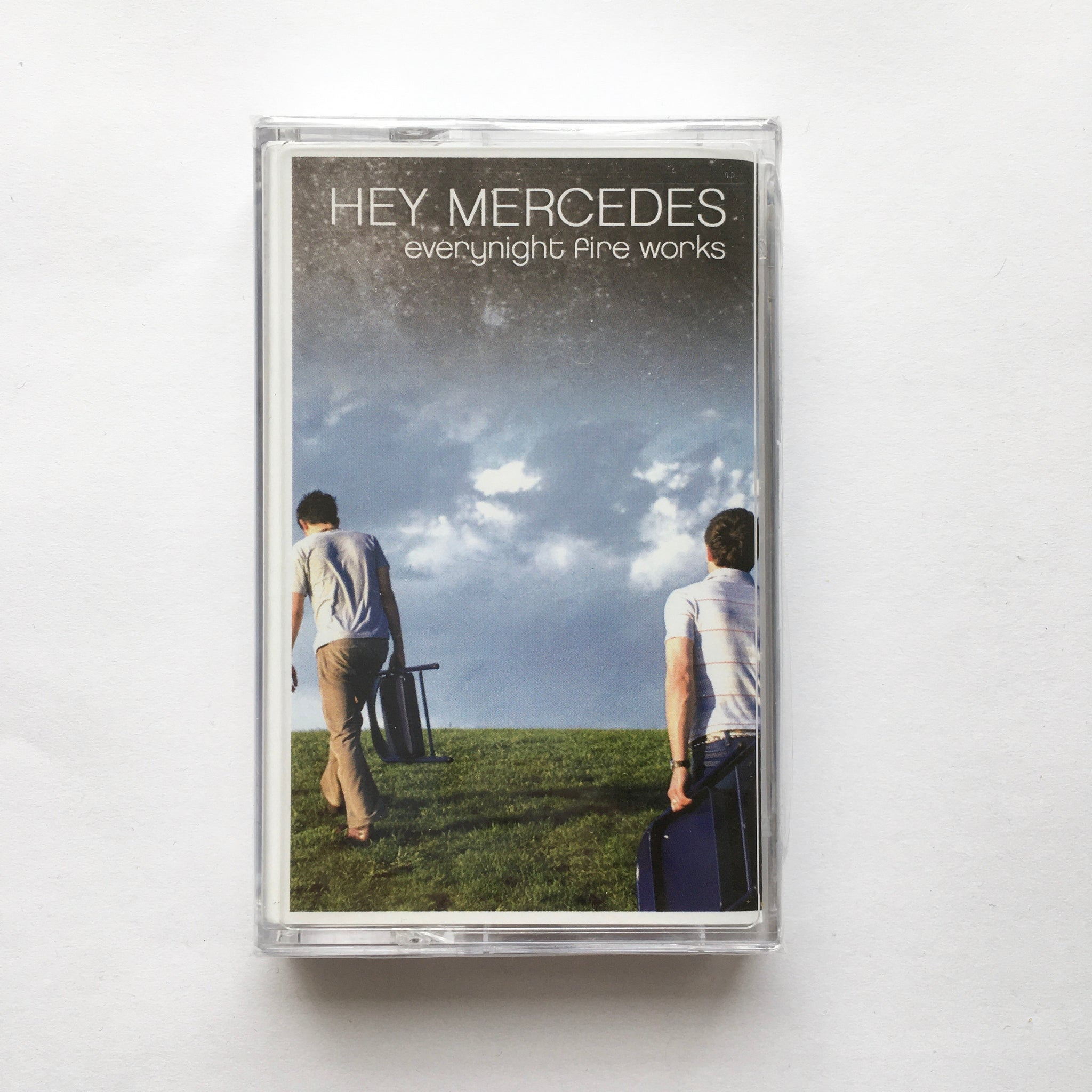 Hey Mercedes - Everynight Fire Works TAPE