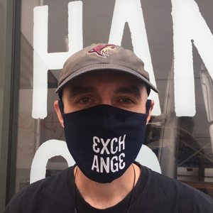 Exchange - Face Mask - Merch
