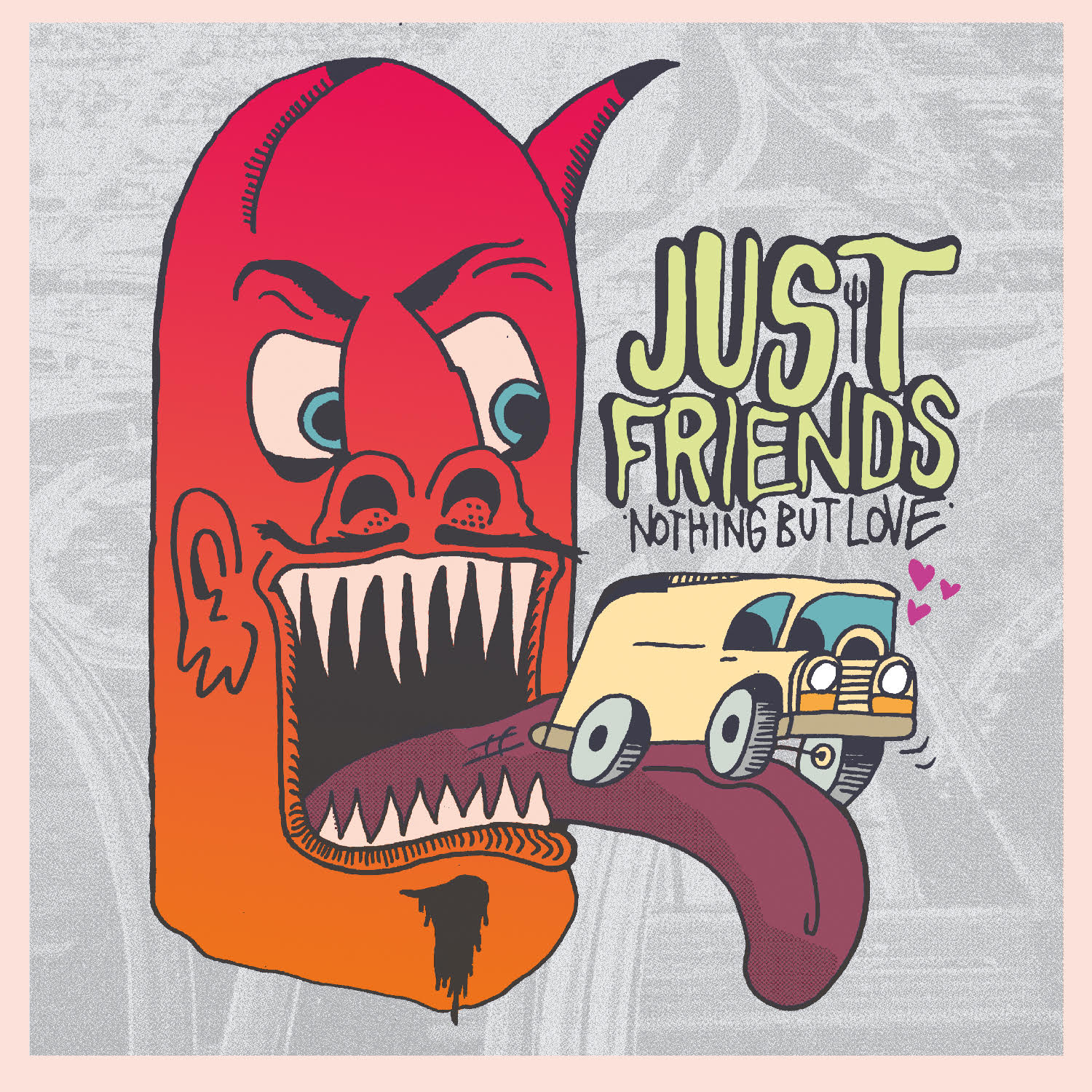 Just Friends - Nothing But Love LP - Vinyl