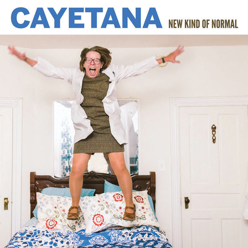 Cayetana - New Kind of Normal LP/Tape - Vinyl
