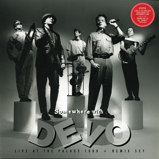 "Devo - Somewhere with Devo 12"" (RSD 2021)"