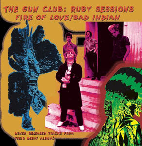 "Gun Club - Ruby Sessions 7"" (RSD 2021)"