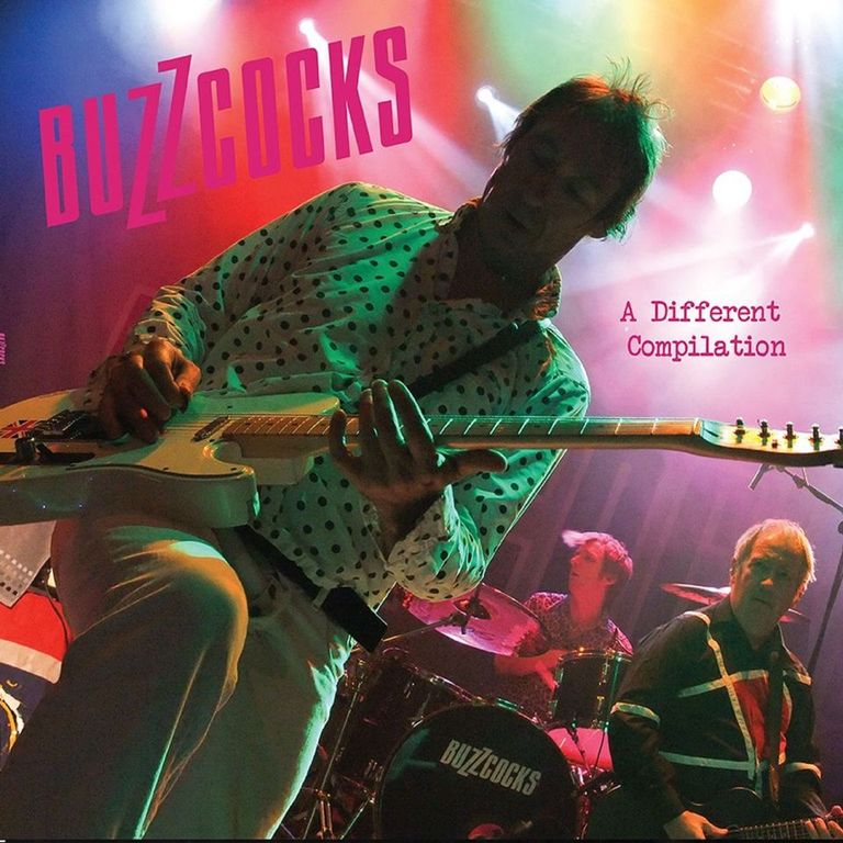 Buzzcocks - A Different Compilation 2xLP (RSD 2021)