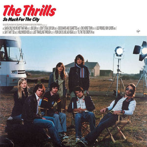 The Thrills - So Much For The City LP (RSD 2021)