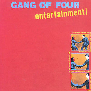 Gang Of Four - Entertainment LP - Vinyl