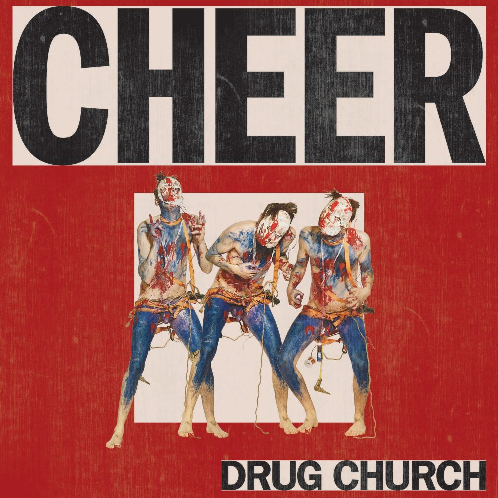 Drug Church - Cheer LP - Vinyl