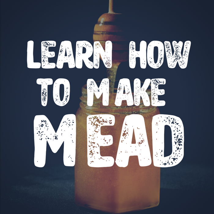 Learn How to make mead