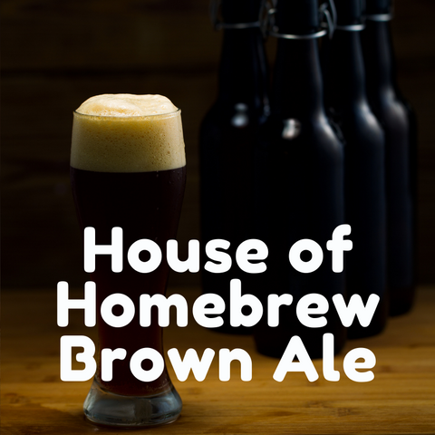 House of Homebrew Brown Ale