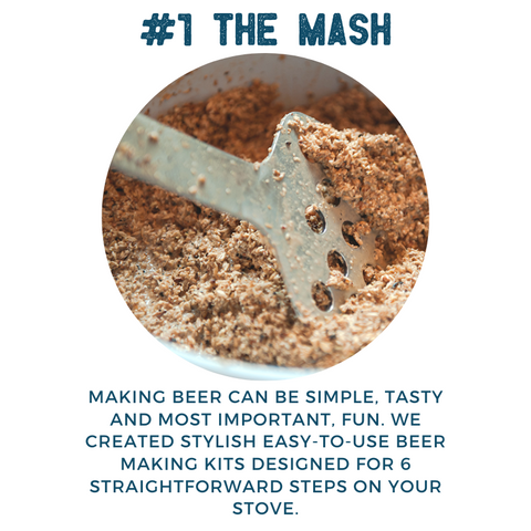 how to brew step 1