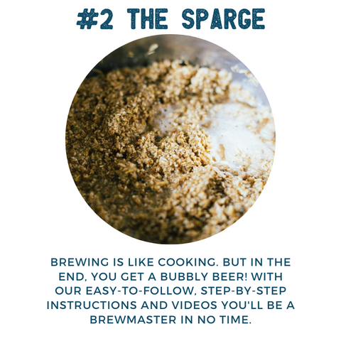 beer sparge icon