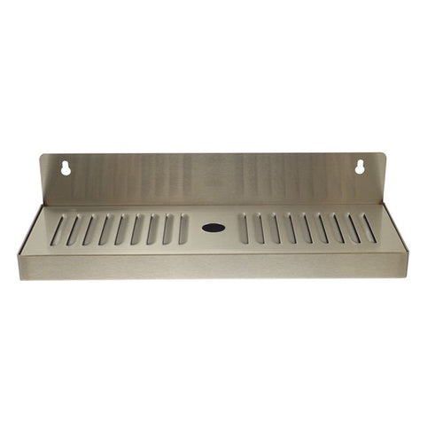 "Deluxe Drip Tray - 13"" Wall Mount"
